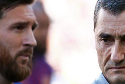 """Valverde critica el """"absurdo"""" quinto puesto de Messi en el Balón de Oro"""