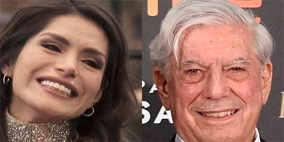 Mario Vargas Llosa felicita a Miriam Saavedra tras proclamarse ganadora de 'GH VIP'
