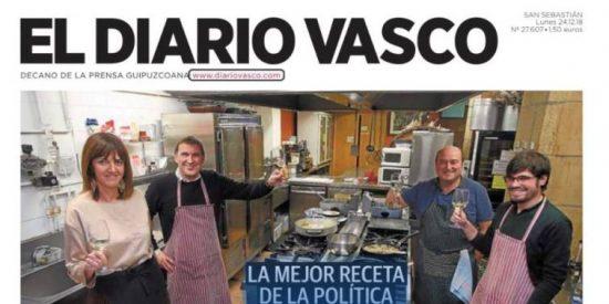 """Pedro Sánchez apoya la foto de la socialista Mendia con el etarra Otegi: """"En estas fechas se suelen hacer estas imágenes"""""""