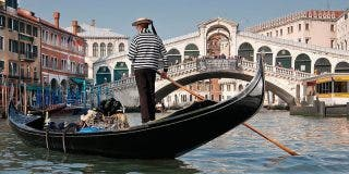Venecia sin agua: la cara irreconocible de la ciudad