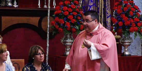 """Alejandro Rodríguez: """"Todo mi apoyo y agradecimiento al Padre Rafael Vez"""""""