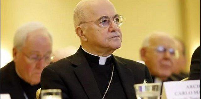 """Carlo Maria Viganó acusa ahora a su hermano de someterlo a un """"asedio judicial"""""""