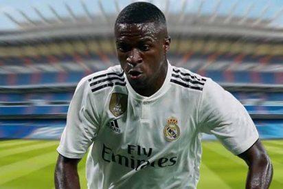 Real Madrid-CSKA: Muchas ganas de ver a Vinicius en acción