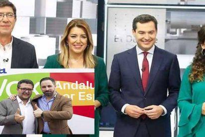 2D: Lo que ocurra en Andalucía, cuna del PSOE más corrupto, marcará a toda España