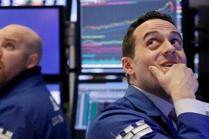 La peor semana del Dow Jones desde la crisis financiera de 2008