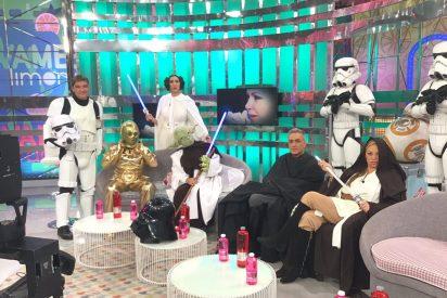Una bufonada de 'Sálvame' le sale muy cara a Telecinco por la denuncia de Disney