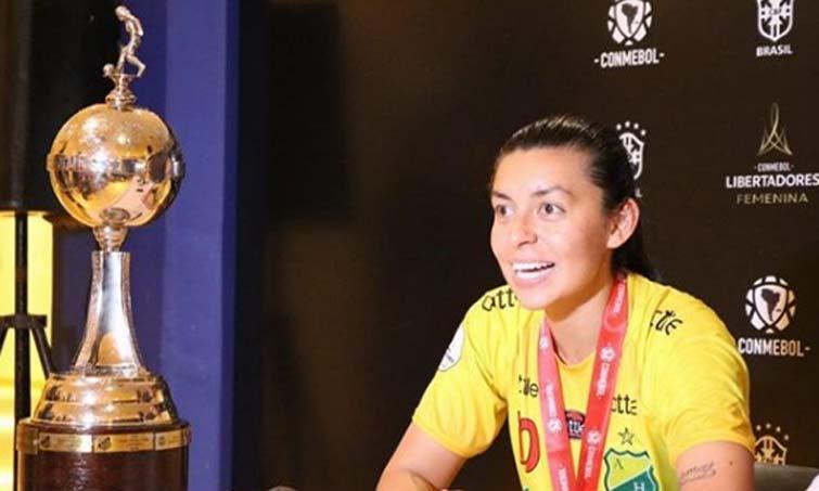 Ganan la Copa Libertadores femenina y su club desvía el dinero del premio al equipo de hombres