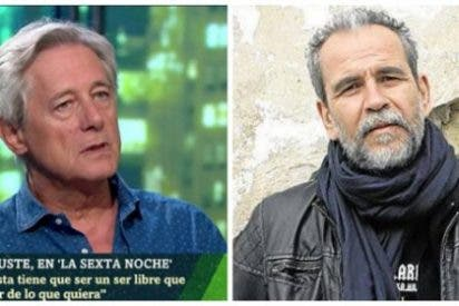 El facineroso de Willy Toledo desea la muerte a Josema Yuste por criticar el asqueroso gag de Dani Mateo
