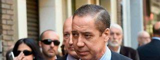 """Eduardo Zaplana: """"Soy inocente; jamás cobré comisiones ni distraje un euro público... ¿qué temen?"""""""