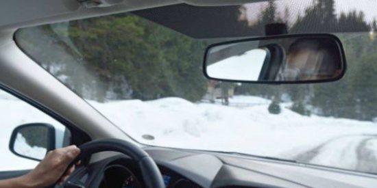 Conducir con frio: