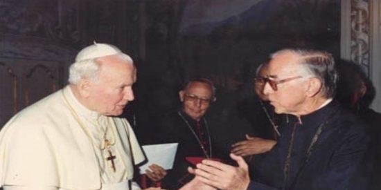 Juan Pablo II y Casaldáliga
