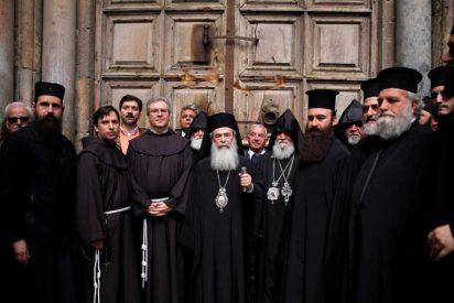 La presencia cristiana está en riesgo en Jerusalén