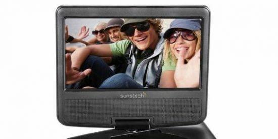 Reproductores de DVD para coche más vendidos en Amazon 2020
