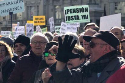 Pensiones: Sánchez le debe a los jubilados subirles hoy mismo un 0,9%