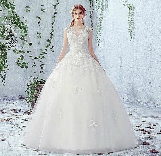 Vestidos de novia baratos