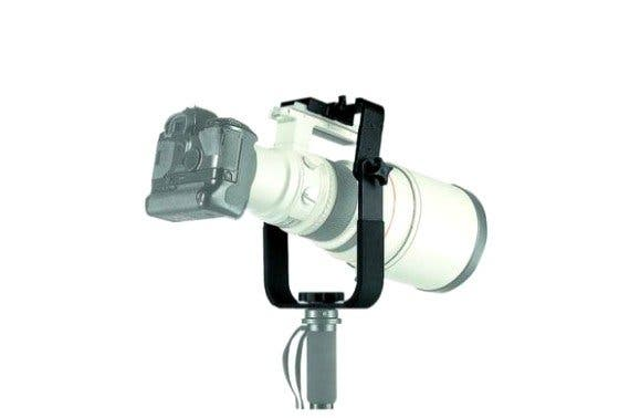 Manfrotto 393 Soporte para Heavy Tele Lens