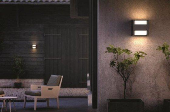 accesorios de jardín luces