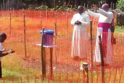 El ébola deja sin sacramentos a una diócesis del Congo