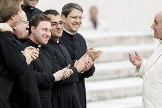"""Manuel Mandianes, al Papa: """"Eres el tránsito entre la calle y la teología"""""""