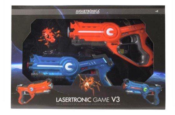 Juguetrónica Lasertronic Game V3