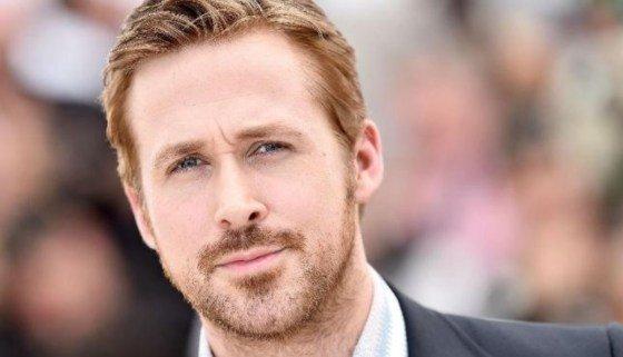 Cuidado de la barba -Ryan Gosling