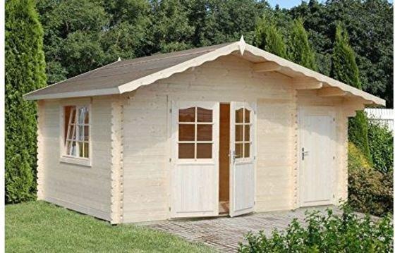 Casetas de madera para jardín tamaño grande