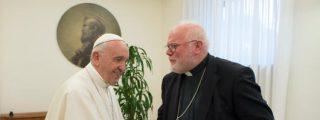 El cardenal Marx pide comprensión al papa ante el sínodo de los católicos alemanes