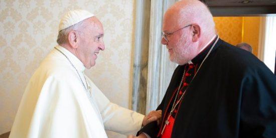 El cardenal Marx considera posible que haya 'sacerdotes casados' en algunas regiones