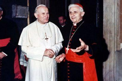 Wojtyla y Ratzinger