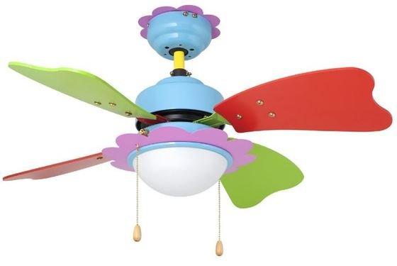 Ventilador con luz Orbegozo CC 62075