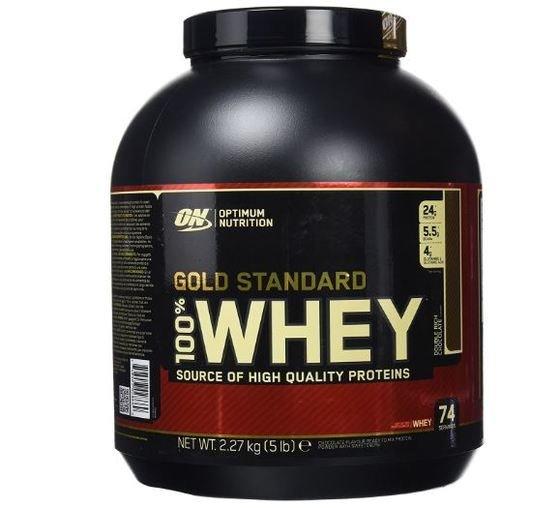 ptimum Nutrition Gold Standard 100% Whey Proteína en Polvo