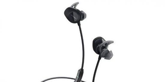 """Bose SoundSport - Auriculares inalámbricos"
