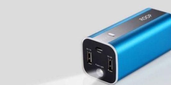 mejores baterías externas 2020,