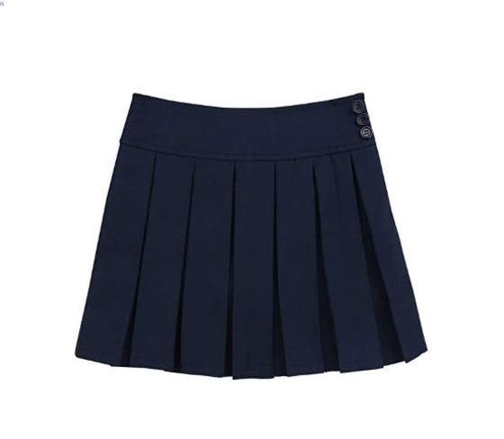 falda de uniforme escolar