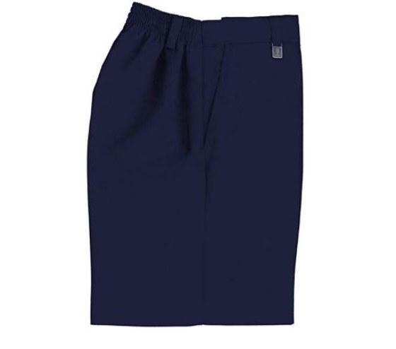pantalones azules uniforme escolar