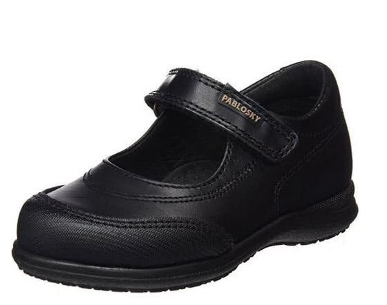 Zapatos escolares para niña de Pablosky
