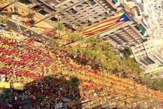 """¿Qué son los delitos de """"desórdenes públicos"""" de los que, dicen, puede ser acusado Juan Rivas, el hombre que hizo sonar el himno de España durante la Diada?"""