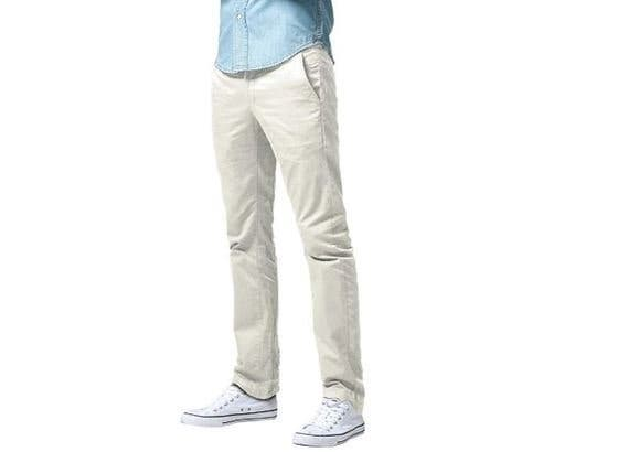 Pantalones chinos para hombre baratos