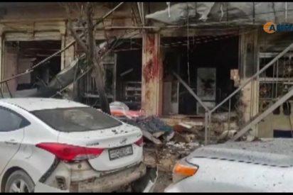 Un ataque suicida del ISIS deja al menos 16 muertos, cuatro de ellos soldados de EEUU