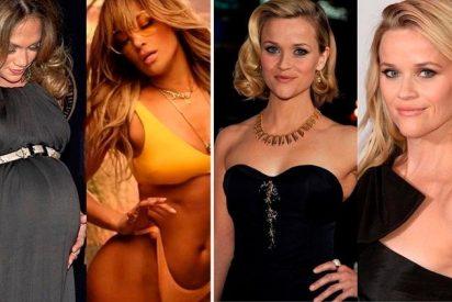 #10yearchallenge: las celebridades de Hollywood se suman al reto viral