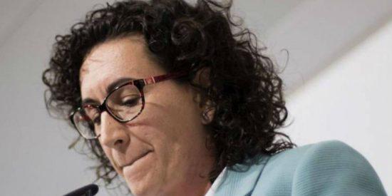 El secreto y vergonzoso motivo de la mentirosa Marta Rovira para fugarse a Suiza en plan mártir