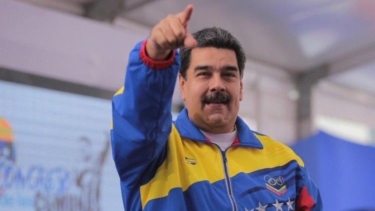 El dictador Nicolás Maduro amenaza a todos quienes no reconozcan su nuevo mandato