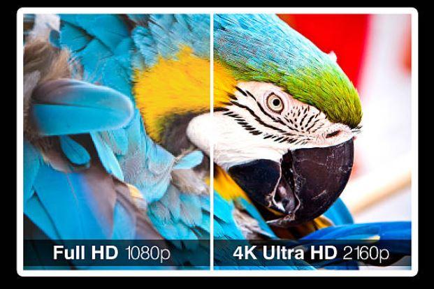 FULL HD y 4K