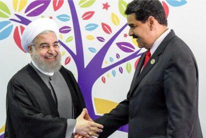 La comunidad venezolana en Teherán desafía al régimen de Irán y respalda a Juan Guaidó