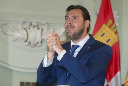 Óscar Puente reprobado en el Ayuntamiento de León