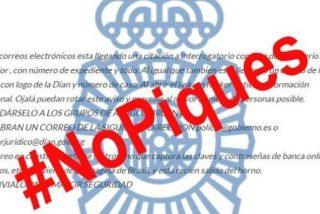 Alerta de la Policía Nacional sobre un nuevo virus que puede dejarte sin un céntimo en el banco