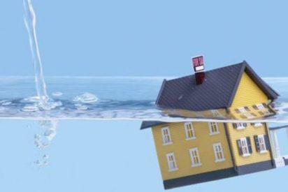 España: La compraventa de viviendas se hunde un 21,1% en agosto