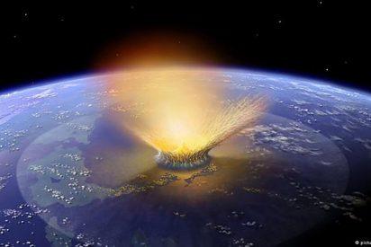 Asteroides del tamaño de una ciudad 'bombardearon' la Tierra