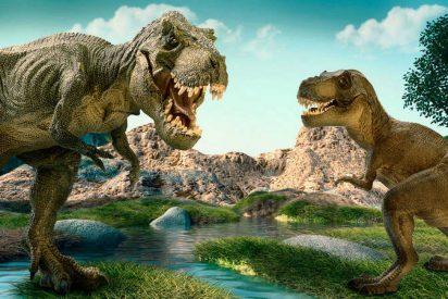 Los volcanes, el 'aliado' en el ascenso de los dinosaurios