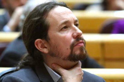 La Fiscalía chapotea en la cloaca de Podemos: filtró a Pablo Iglesias información confidencial del 'caso Dina'